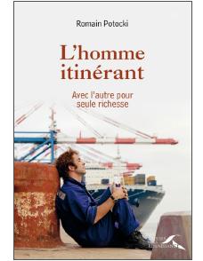 La couverture du livre L'Homme Itinerant